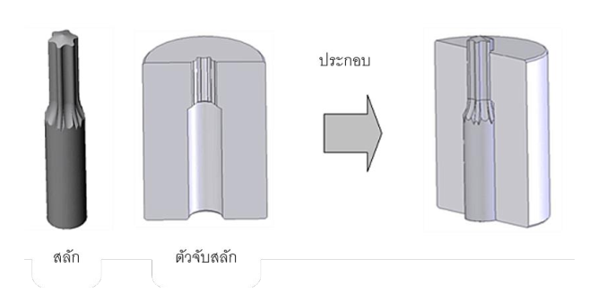 Two-piece Carbide Punch
